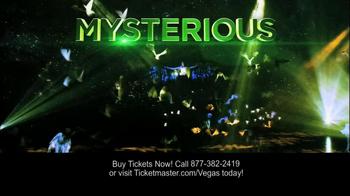 Cirque du Soleil Las Vegas TV Spot - Thumbnail 8