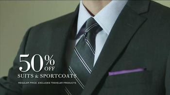 JoS. A. Bank TV Spot, 'Best Business Deal' - Thumbnail 4