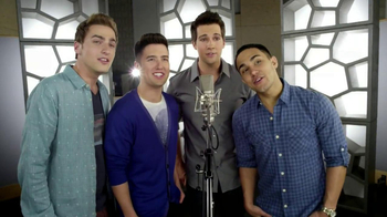 Nationwide Insurance TV Spot Featuring Big Time Rush - 33 commercial airings