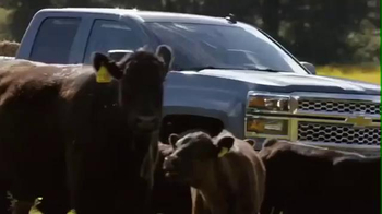 2014 Chevrolet Silverado TV Spot, 'Strong' Song by Will Hoge - Thumbnail 9