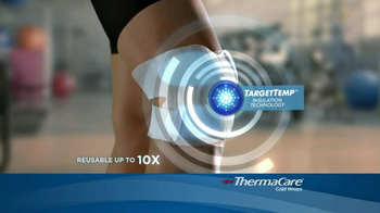 ThermaCare Cold Wraps TV Spot 'Not Just Any Cold' - Thumbnail 4
