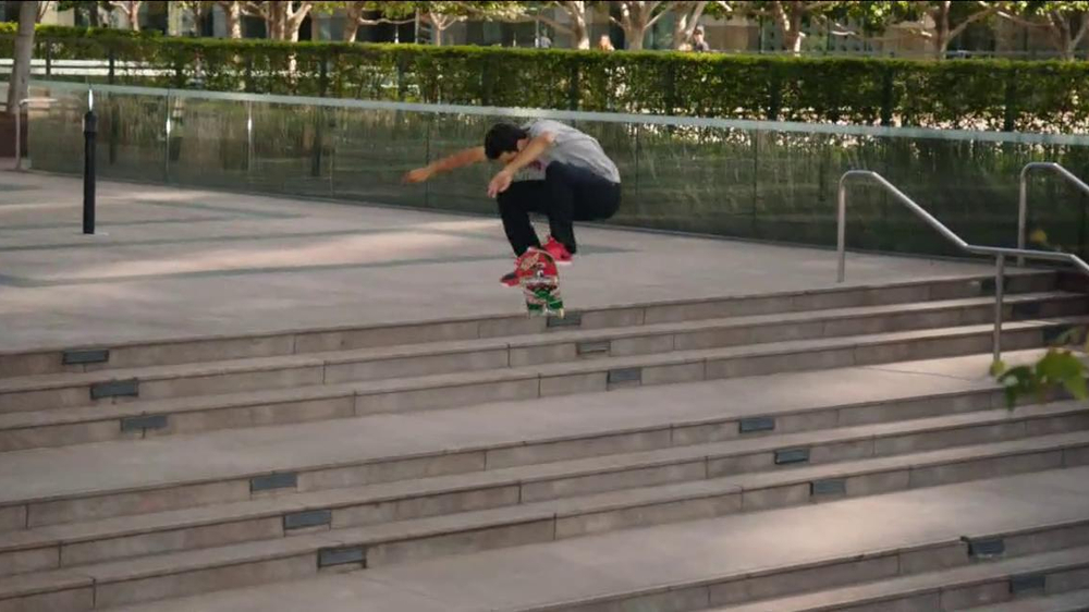 10f6fe0d22e Nike SB Paul Rodriguez 7 TV Commercial