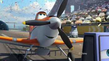 Planes Sky Track Challenge TV Spot - Thumbnail 9