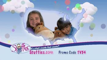 Stuffies TV Spot, 'Learning Lessons' - Thumbnail 1