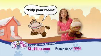 Stuffies TV Spot, 'Learning Lessons' - Thumbnail 3