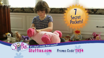 Stuffies TV Spot, 'Learning Lessons' - Thumbnail 4
