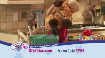 Stuffies TV Spot, 'Learning Lessons' - Thumbnail 8