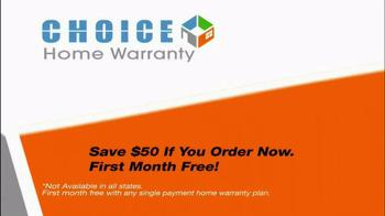 Choice Home Warranty TV Spot - Thumbnail 9