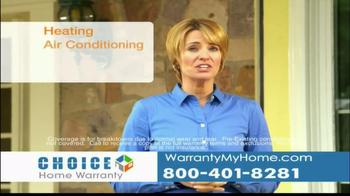 Choice Home Warranty TV Spot - Thumbnail 1