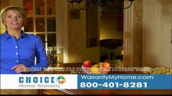 Choice Home Warranty TV Spot - Thumbnail 2