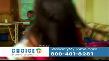 Choice Home Warranty TV Spot - Thumbnail 3