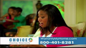 Choice Home Warranty TV Spot - Thumbnail 8