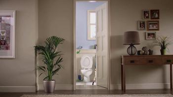 Lysol Power Toilet Bowl Cleaner TV Spot, 'Bleaching or Healthing' - Thumbnail 9