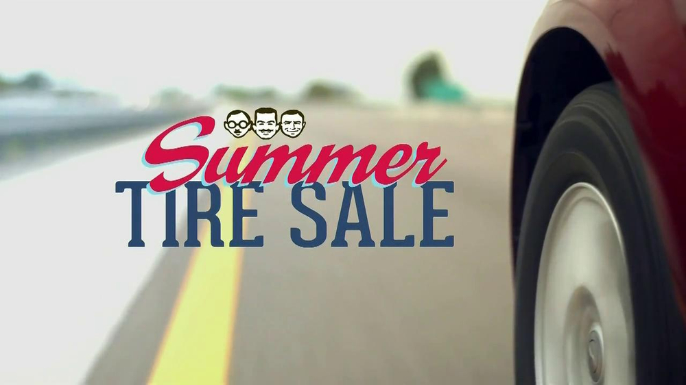 PepBoys Summer Tire Sale TV Spot