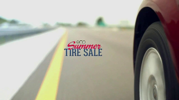 PepBoys Summer Tire Sale TV Spot - Thumbnail 1