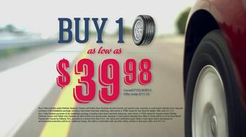 PepBoys Summer Tire Sale TV Spot - Thumbnail 3