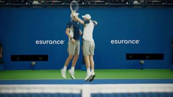Esurance TV Spot, 'US Open' - Thumbnail 10