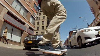GoPro HERO3 TV Spot, 'On Top' Feat. Ryan Sheckler, Song by Flume, T-shirt
