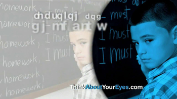 The Vision Council TV Spot, 'Eyes you're Born with are the Eyes you Keep' - Thumbnail 5