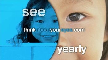 The Vision Council TV Spot, 'Eyes you're Born with are the Eyes you Keep' - Thumbnail 7