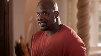 Gold Bond TV Spot \'Stay Cool\' Featuring Shaq