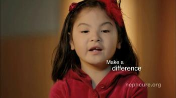 The NephCure Foundation TV Spot, 'Saving Kidneys. Saving Lives.' - Thumbnail 8
