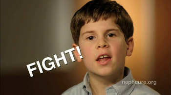 The NephCure Foundation TV Spot, 'Saving Kidneys. Saving Lives.' - 4 commercial airings
