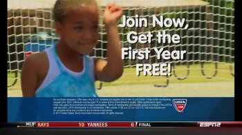 United States Tennis Association (USTA) TV Spot, 'First Year Free' - Thumbnail 5