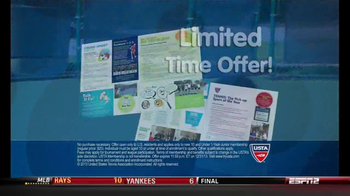 United States Tennis Association (USTA) TV Spot, 'First Year Free' - Thumbnail 6