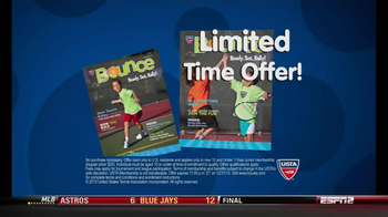 United States Tennis Association (USTA) TV Spot, 'First Year Free' - Thumbnail 7