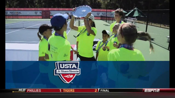 United States Tennis Association (USTA) TV Spot, 'First Year Free' - Thumbnail 8