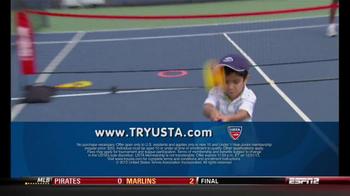 United States Tennis Association (USTA) TV Spot, 'First Year Free' - Thumbnail 9