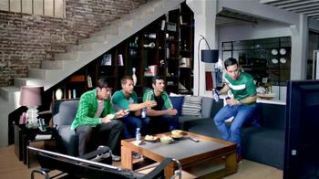 Miller Lite TV Spot, 'Copa Oro' [Spanish] - Thumbnail 1