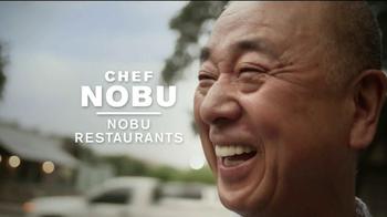 Chase Sapphire TV Spot Featuring Chef Nobu Matsuhisa - Thumbnail 2