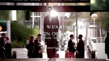 Men's Wearhouse 40% Off Sale TV Spot, 'Sense of Style' - Thumbnail 9