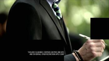 Men's Wearhouse 40% Off Sale TV Spot, 'Sense of Style' - Thumbnail 6