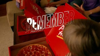 Pizza Hut TV Spot, 'Not Just Any Night' Song by Tim Myers Feat. Serengeti - Thumbnail 2