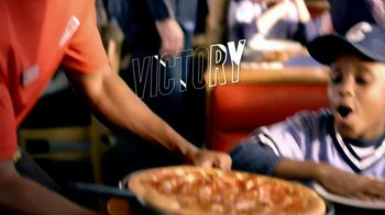 Pizza Hut TV Spot, 'Not Just Any Night' Song by Tim Myers Feat. Serengeti - Thumbnail 4