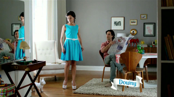 Ultra Downy TV Spot, 'Vestido Azul' [Spanish] - Thumbnail 4