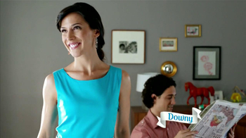 Ultra Downy TV Spot, 'Vestido Azul' [Spanish] - Thumbnail 5