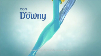 Ultra Downy TV Spot, 'Vestido Azul' [Spanish] - Thumbnail 8