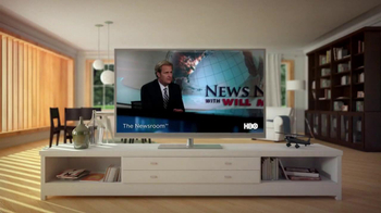 XFINITY TV Spot 'HBO Go: Newsroom' - Thumbnail 1