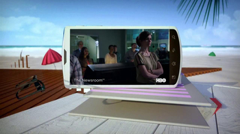 XFINITY TV Spot 'HBO Go: Newsroom' - Thumbnail 2