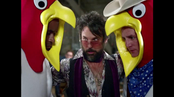 Jack in the Box Really Big Chicken Combos TV Spot, \'Genius Director\'