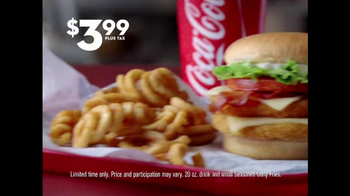 Jack in the Box Really Big Chicken Combos TV Spot, 'Genius Director' - Thumbnail 3