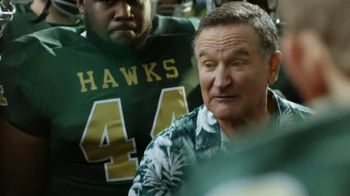 Snickers TV Spot, 'Football Coach' Featuring Robin Williams - 10446 commercial airings