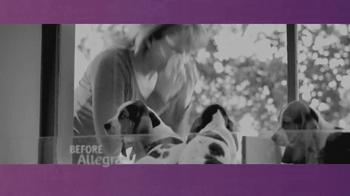 Allegra TV Spot, 'Puppy' - Thumbnail 1