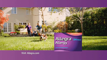 Allegra TV Spot, 'Puppy' - Thumbnail 10