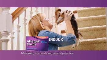 Allegra TV Spot, 'Puppy' - Thumbnail 4