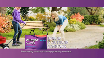 Allegra TV Spot, 'Puppy' - Thumbnail 5